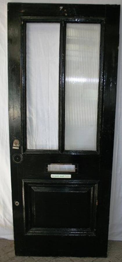 DE0715 A Victorian Pine Door for External Use