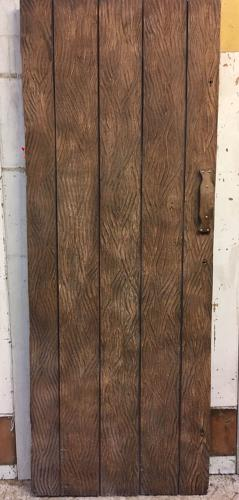 DB0615 An Oak Cottage Door, Suitable for Internal or External Use