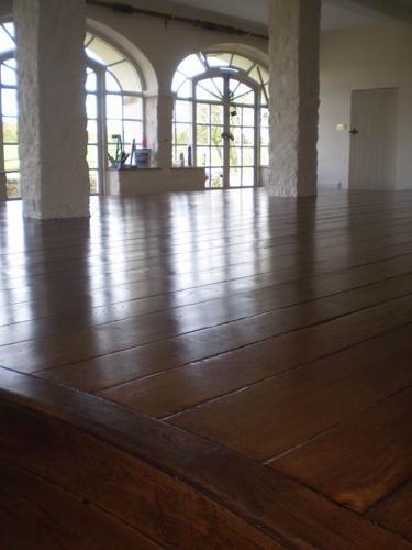 Reclaimed Oak Flooring