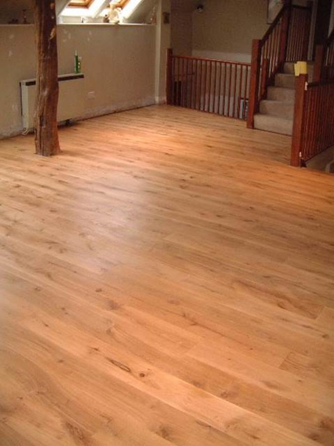 New Hardwood Flooring