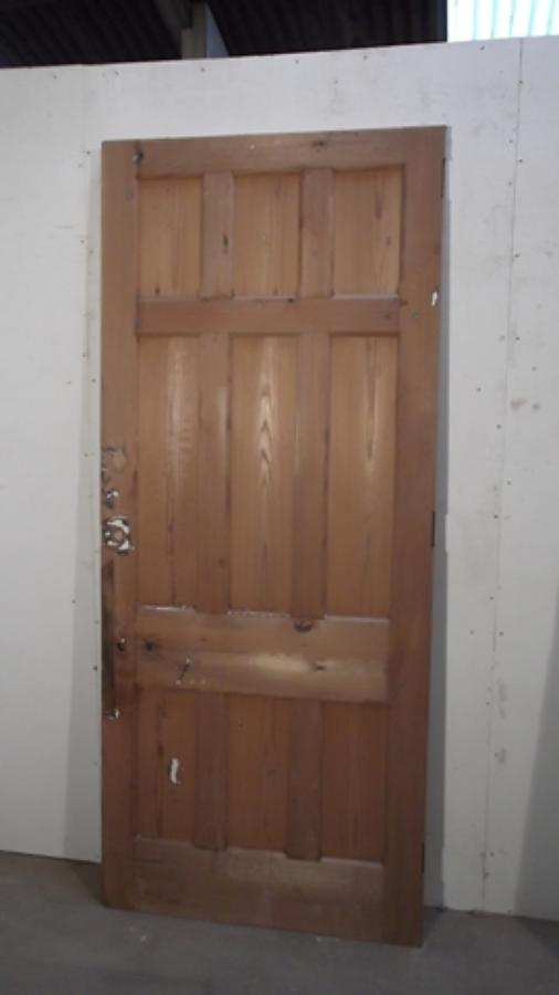 DB0207 HIGH VICTORIAN DOOR DESIGNED BY GEORGE GILBERT SCOTT