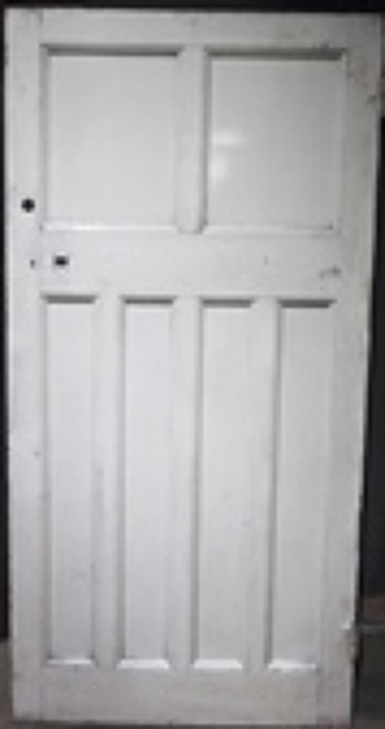 DB0301 An Edwardian Arts & Crafts Door for Internal or External Use