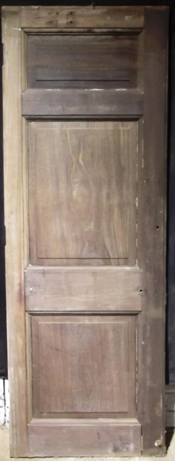 DB0305 A Heavy Georgian Oak Door for Internal or External Use