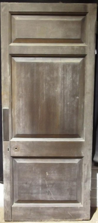DB0307 A Solid Georgian Oak Door for Internal or External Use