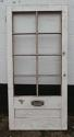 DB0505 BEAUTIFUL VICTORIAN PANELLED PINE DOOR FOR GLAZING - picture 1