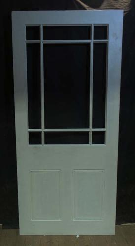 DB0511 LOVELY VICTORIAN PINE 'CARDIFF' STYLE DOOR