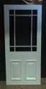 DB0511 LOVELY VICTORIAN PINE 'CARDIFF' STYLE DOOR - picture 2
