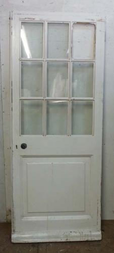DB0515 LOVELY NEO-GEORGIAN GLAZED DOOR