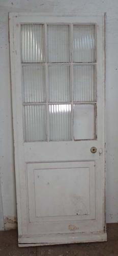 DB0517 LOVELY NEO-GEORGIAN GLAZED DOOR