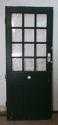 DB0520 A BEAUTIFUL VICTORIAN PINE GLAZED DOOR - picture 1