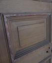 DB0591  LOVELY VICTORIAN LARGE SIX PANELLED PINE DOOR - picture 3
