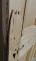 DB0599 LOVELY VICTORIAN SIX PANELLED PINE DOOR - picture 3