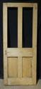 DB0607  A CLASSIC VICTORIAN PANELLED PINE DOOR - picture 2