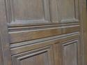 DB0610 STUNNING EDWARDIAN ARTS & CRAFTS SOLID OAK PANELLED DOOR - picture 3