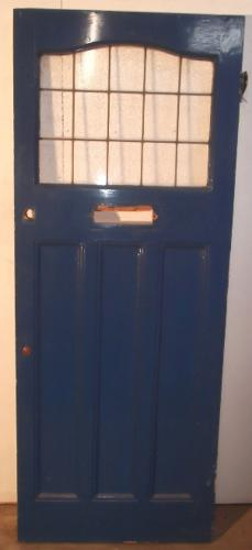 DE0333 An Edwardian Front Door