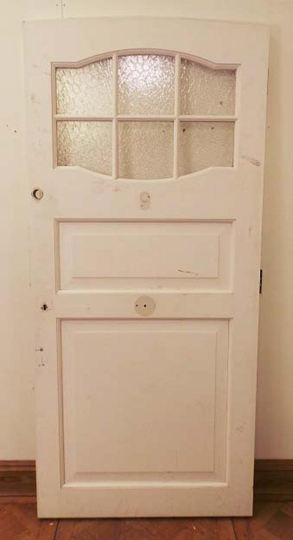 DE0507 STURDY EDWARDIAN SOLID HARDWOOD DOOR