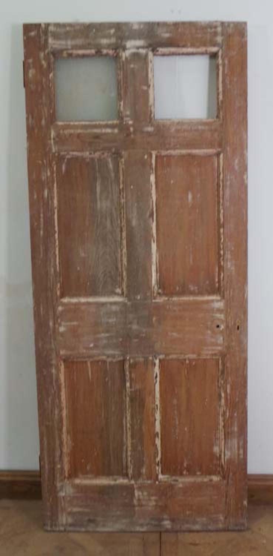 DE0564 LOVELY EDWARDIAN GEORGIAN STYLE SIX PANELLED DOOR
