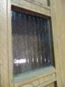 DE0650 STUNNING EDWARDIAN OAK COTTAGE ARTS & CRAFTS STYLE DOOR - picture 3