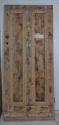 DE0691 A VICTORIAN PINE PANELLED DOOR - picture 1