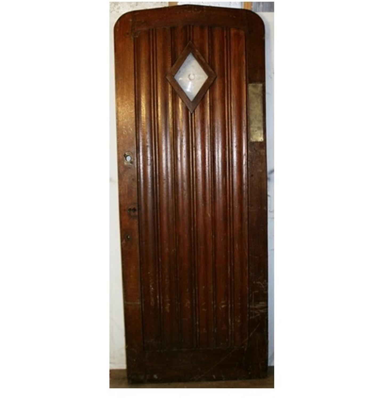 DE0717 An External Oak Cottage Door