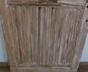DE0569 A LOVELY EDWARDIAN PINE GLAZED DOOR - picture 3