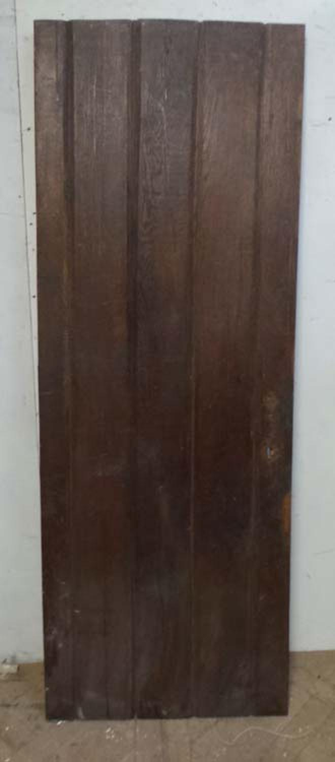 DI0545 STUNNING EDWARDIAN OAK COTTAGE STYLE DOOR