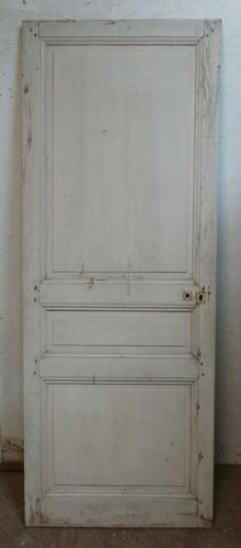 DI0589 STUNNING FRENCH PINE CHATEAU DOOR
