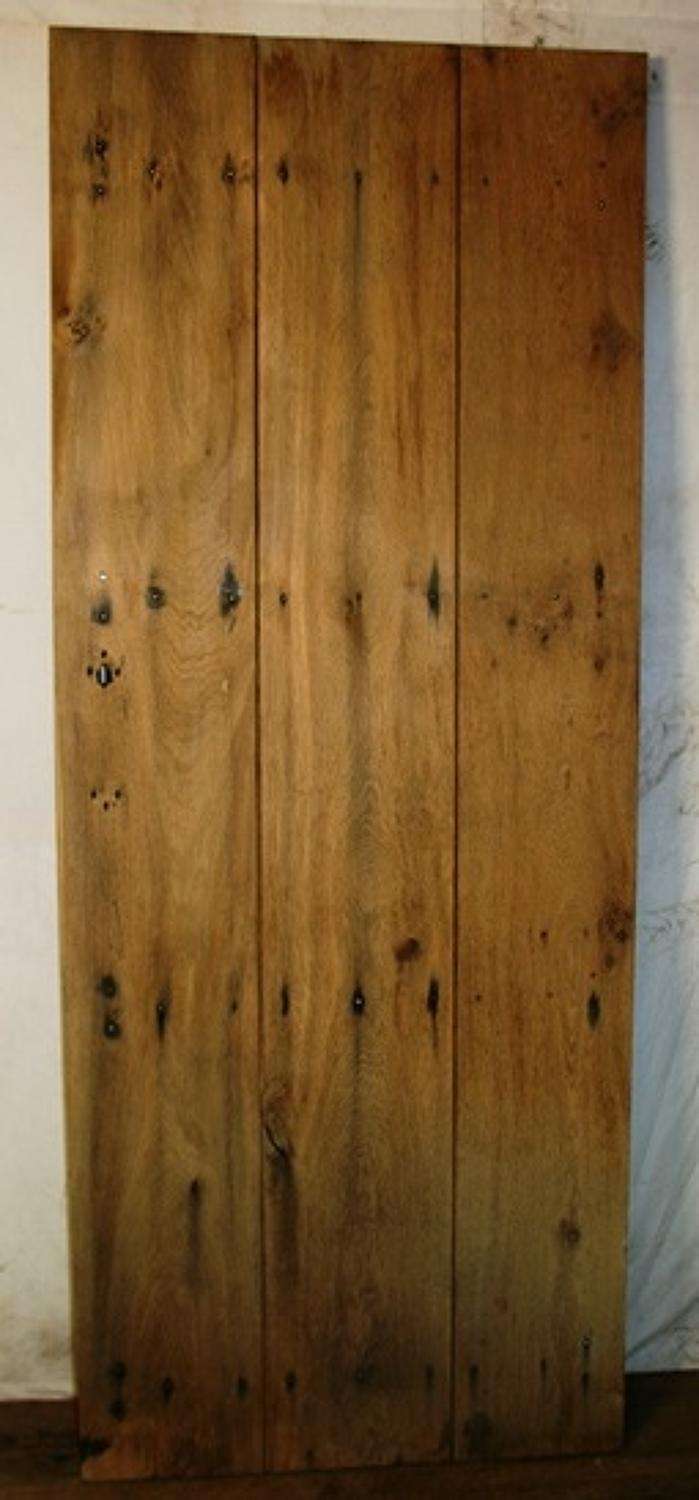 DI0636 An Oak Cottage Door, Suitable for Internal Use