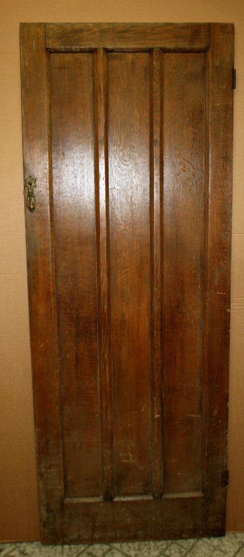 DI0642 An Oak Cottage Cupboard Door
