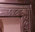 FT0001 Cast Metal Trim for Fireplace or Woodburner - picture 2