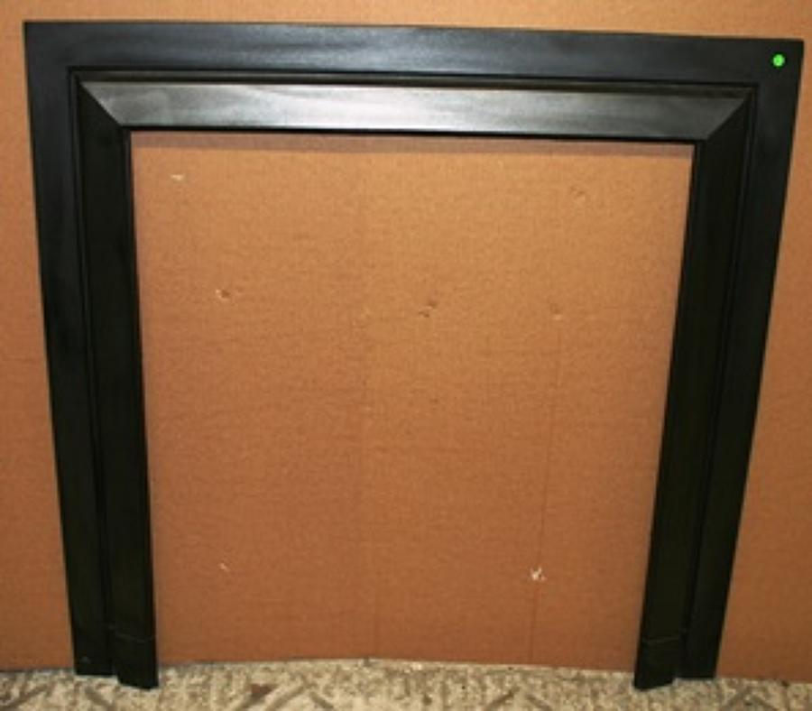 FT0005 A Reclaimed Cast Iron Fire / Woodburner Frame / Trim