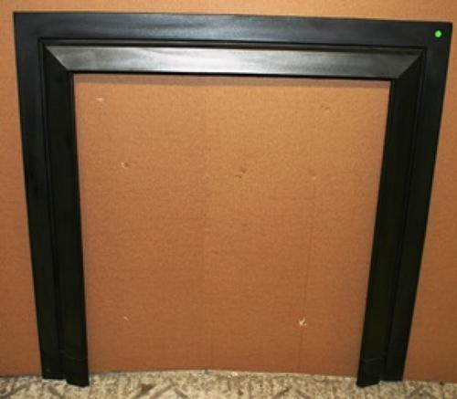 FT0005 A Reclaimed Cast Iron Fire / Woodburner Frame / Trim