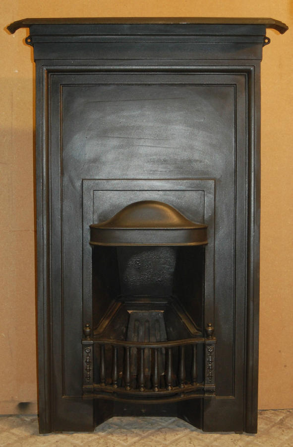 FC0027 Edwardian Cast Iron Combination Bedroom Fire