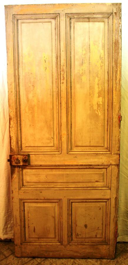 DI0648 A Beautiful, Period French Oak Door for Internal use