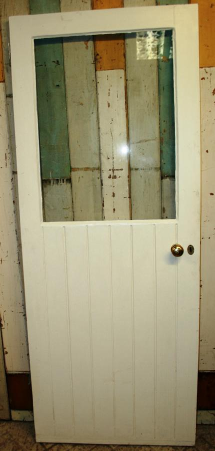 DB0623 A Victorian Pine Cottage Style Door