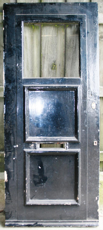 DE0755 An interesting Edwardian Front Door