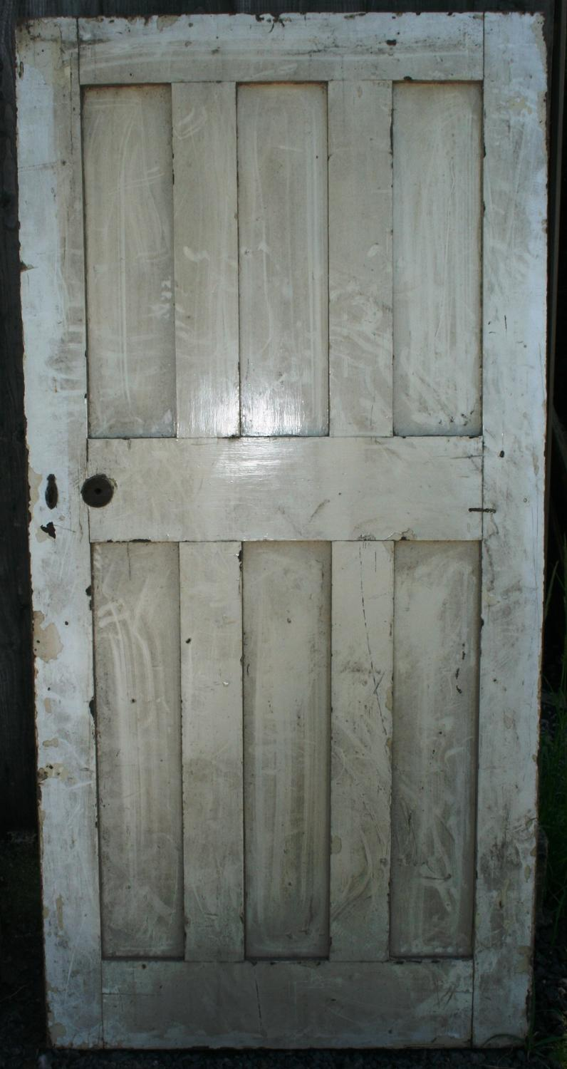 DB0351 A Georgian 6 Panelled Door, for Internal or External Use