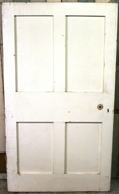 DB0353 A Georgian Pine Door for Internal or External Use