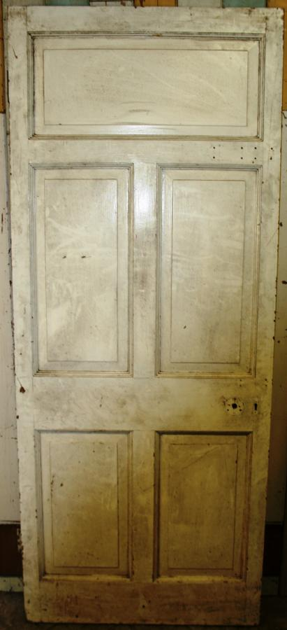 DI0447 A Georgian Pine Internal Door with 5 Panels