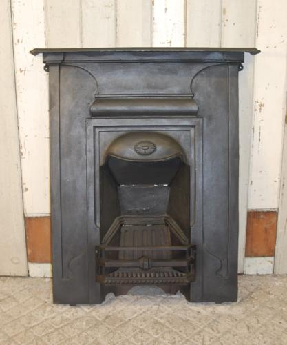 FC0036 A Classic Style Edwardian Cast Iron Combination Fire