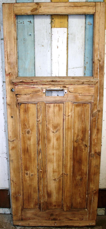 DE0764 A Classic Edwardian Door in Solid Pine
