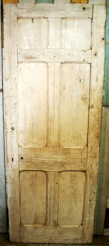 DB0145 A Victorian 6 Panel Door for Internal or External Use