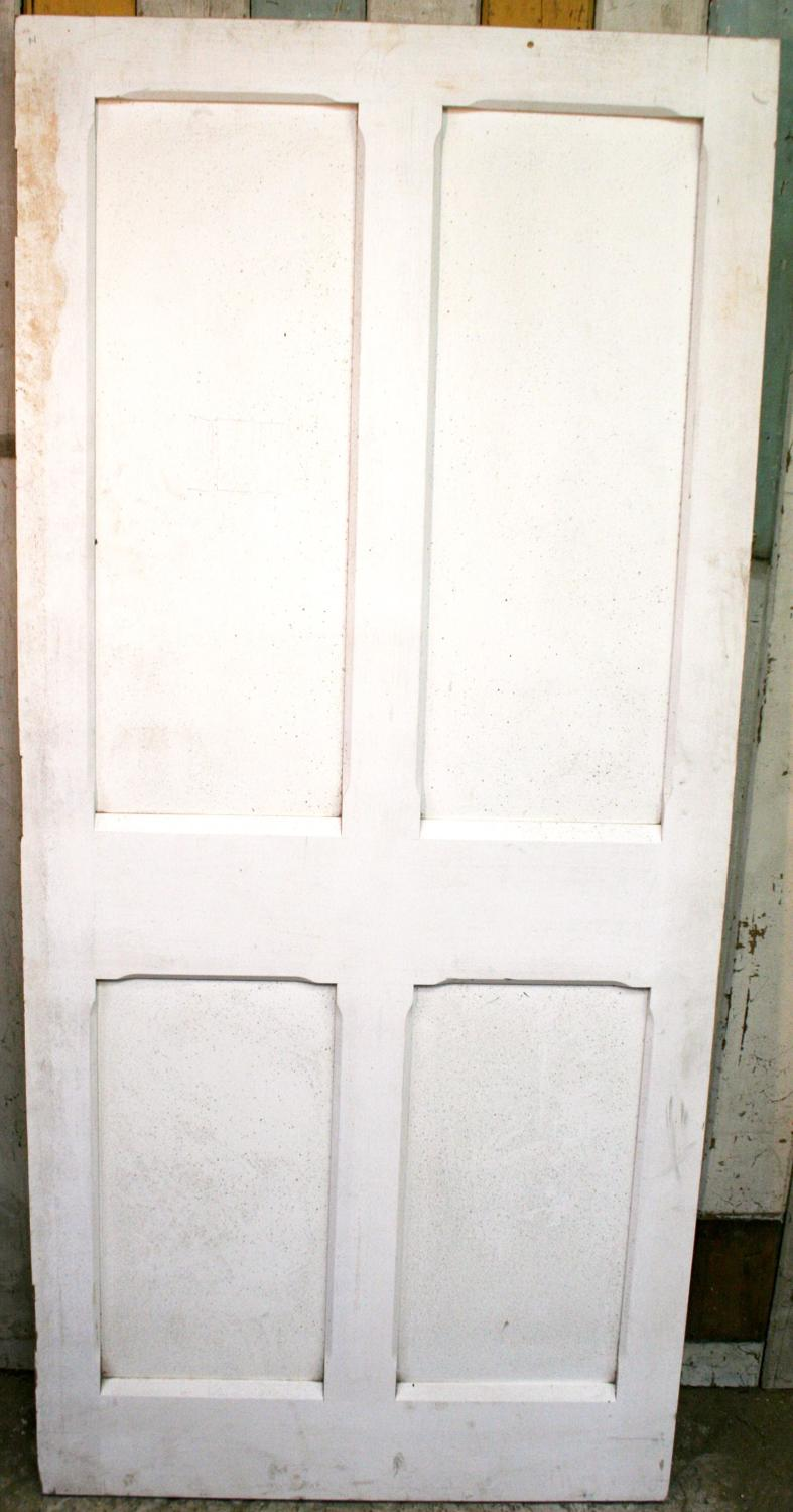 DI0482 A Joinery-Made Copy of an Edwardian Pine Door