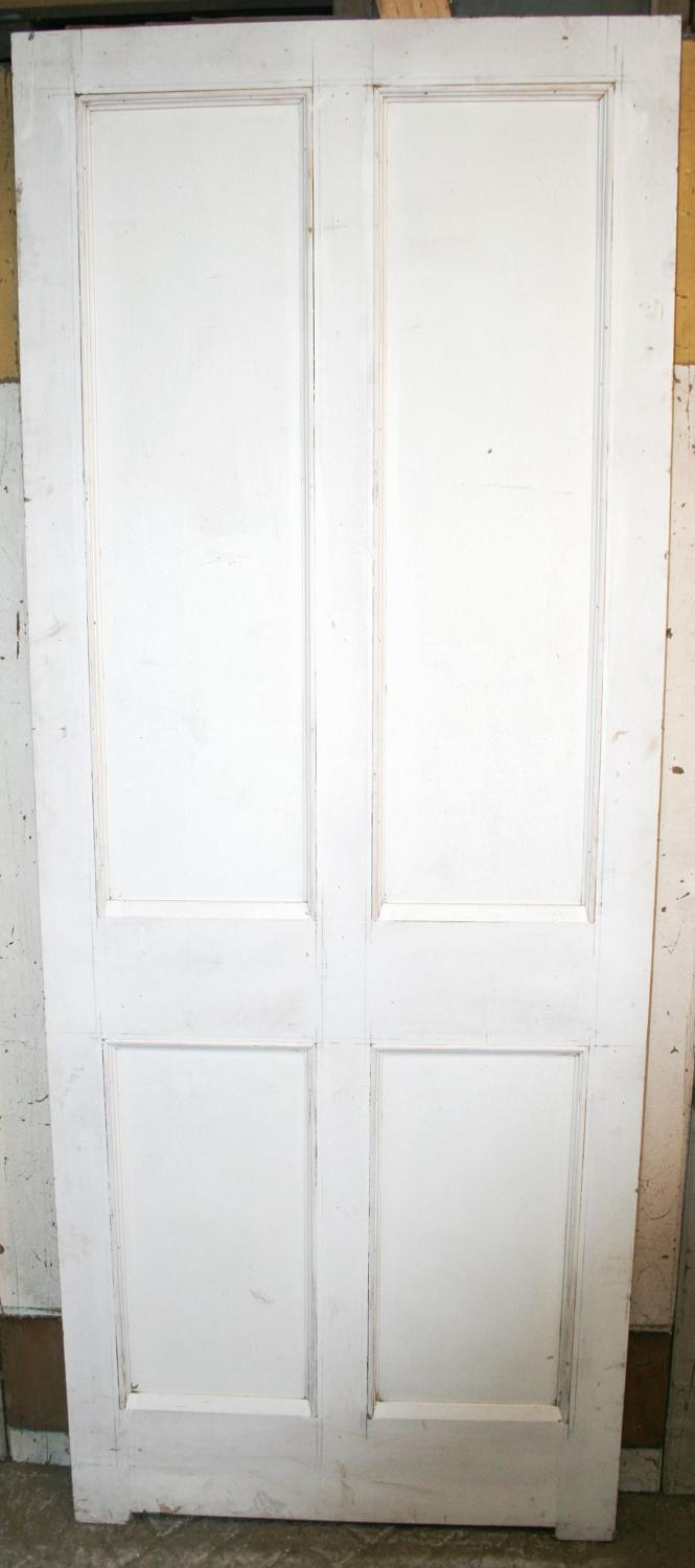 DI0487 A Joinery-Made Copy of an Edwardian Arts & Crafts Style Door