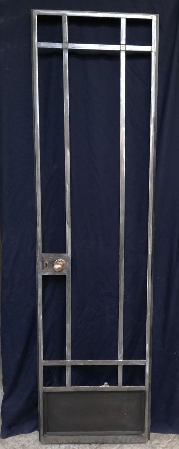 DI0668  FANTASTIC INDUSTRIAL CRITTALL DOOR FOR CUPBOARD / WARDROBE