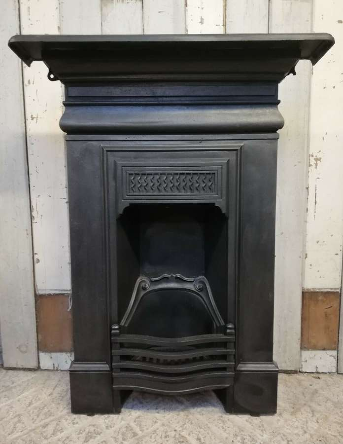 FC0065 AN ATTRACTIVE VICTORIAN CAST IRON COMBINATION FIRE