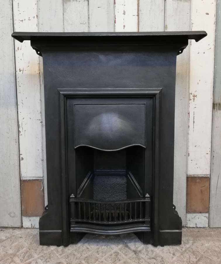 FC0073 A CLASSIC STYLE RECLAIMED CAST IRON COMBINATION FIRE C.1935