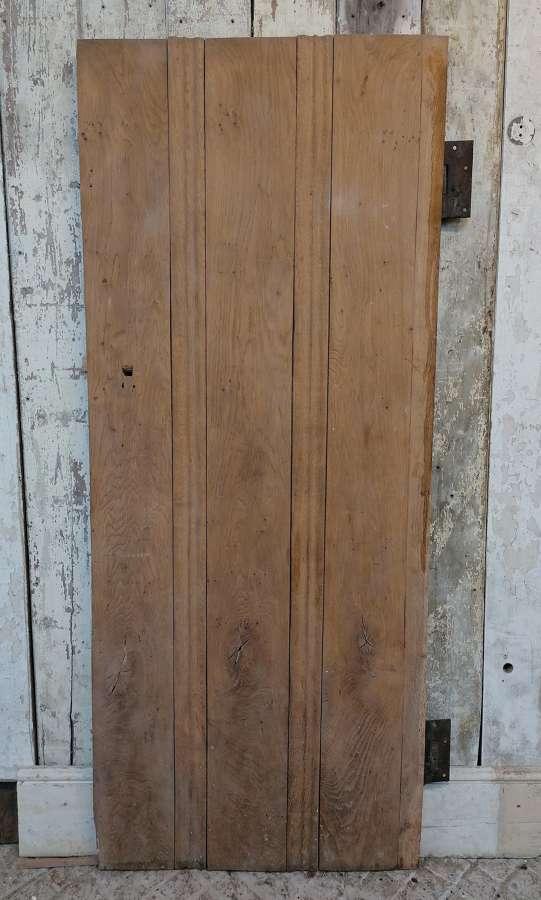 DI0725 RUSTIC RECLAIMED OAK INTERNAL PLANK DOOR