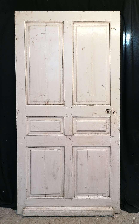 DI0729 WIDE RECLAIMED OAK FRENCH DOOR FOR SLIDING DOOR / SCREEN